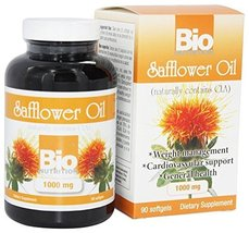 Bio Nutrition Safflower Oil - 90 Softgels - $18.04