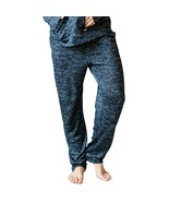 Hello Mello Carefree Threads Lounge Pants-Black Large - $24.99
