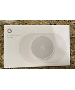 Google Nest Thermostat Trim Kit - Snow NEW SEALED! Free Shipping Same Day! - $13.49