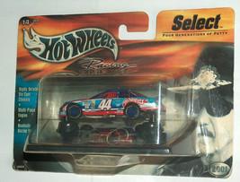 NASCAR 2001 4 GENERATIONS PETTY select #44 Hot Wheels Team Caliber die car - $17.87
