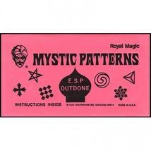 Mystic Patterns - Royal Magic by Fun, Inc - Great Mentalism Magic! - $1.93
