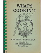 Region Cookbook Nebraska NE Kearney 1948 Naomi Rebekah Lodge Weight Loss... - $18.68
