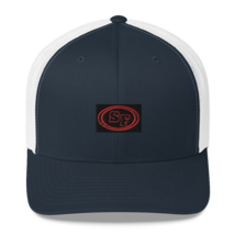 San Francisco hat / 49ers hat / san Francisco Trucker Cap image 5