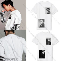 Kpop Bigbang T-shirt GD MADE FULL Tshirt G-Dragon Tee T.O.P DAESUNG SEUN... - $9.86