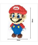 Big size Yoshi Mini Blocks Mario Micro blocks Anime DIY Building Toys - $34.95