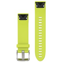 Garmin(R) 010-12491-13 fenix(R) 5S 20mm QuickFit(TM) Silicone Watch Band... - $108.57