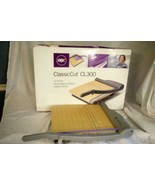 General Binding Corp GBC Classic CUt CL300 Paper Trimmer In Box - $40.94