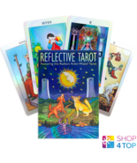 Reflexive Tarot Radiant Rider-Waite Cards Pocket Measure Layer US Games - $53.08