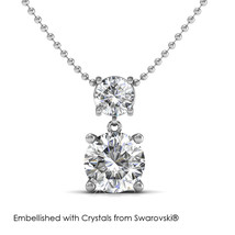 Swarovski crystals pendant jupiter  thumb200