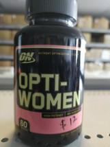 On OPTI-WOMEN Multivitamin (60 Capsules) - $15.79