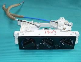 2002 MITSUBISHI ECLIPSE TEMPERATURE CONTROL MR315296 image 1