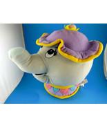 Mrs Potts Disney Plush Tea Pot from Beauty & The Beast by Toy Factory 9 ... - $10.29