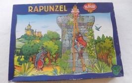 RAPUNZEL 2000 Klee Spiele Das Marchen Board Game German Germany - $12.62