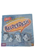 Balderdash Board Game Bluffing 2009 Mattel Complete Game Preowned - $19.79