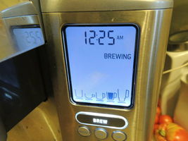 Breville BKC 700 XL Stainless Steel Gourmet Keurig K- Cup Coffee Brewer BKC700XL image 9