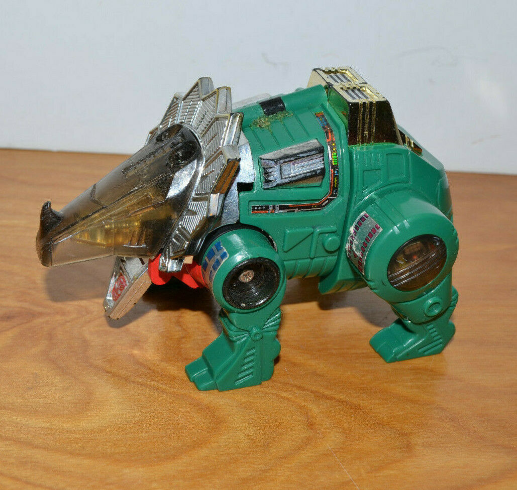 Primary image for VINTAGE G2 TRANSFORMERS SLUG ACTION FIGURE DINOBOTS FOR PARTS INCOMPLETE