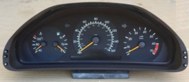1998 Mercedes Benz E430 Instrument Cluster  6 MONTH WARR - $122.76