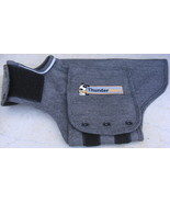 Thundershirt Dog Classic Heather Gray XS 8-14Lbs - $26.00