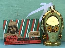 Hallmark 2020 Star Wars C-3PO Ornament - New With Tag - $12.95