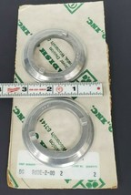 LOT OF 2 NEW TRI-CLOVER DG-R60E-2-80-2 PUMP SEAL RINGS