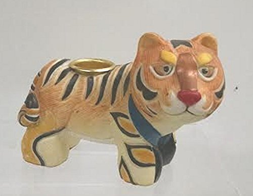 Primary image for Taper Candle Holder (Tiger)