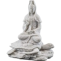 Top Collection Quan Yin Rising from The Sea Statue - Kwan Yin Goddess of Mercy a