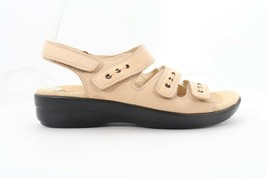 Abeo Emmi  Sandals  sand Women's Size US 8  Neutral Footbed () - $74.45