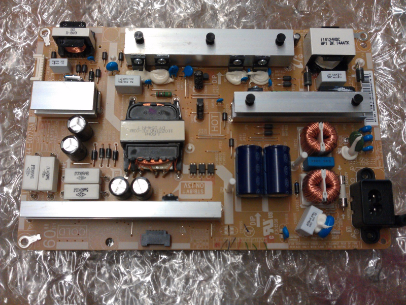 BN44-00775A Power Supply Board From Samsung UN60H6203AFXZA LCD TV