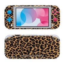 Leopard Fur Nintendo Switch Skin for Nintendo Switch Lite Console  - $19.00