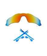 Polarized Replacement Lenses & Kit for Oakley Radar EV Path Red Mirror &... - $27.20