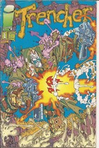 Image Trencher #1 Premiere Issue Action Adventure - $1.95