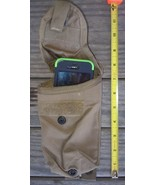 2 Exc MOLLE II 5.56 Double 30 Round Magazine Pouch COYOTE BROWN Mag Phon... - $13.99