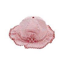Soft Baby Sun Protection Hat Infant Floppy Cap Cotton Sun Hat 0-3-6 Months - $10.35