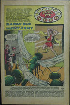 HOUSE OF MYSTERY# 163 Dec 1966 Dial H for Hero Martian Manhunter COVERLE... - $6.00