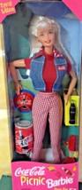 Barbie Doll Coca Cola Picnic 1997 Mattel Special Edition #19626 - $27.72