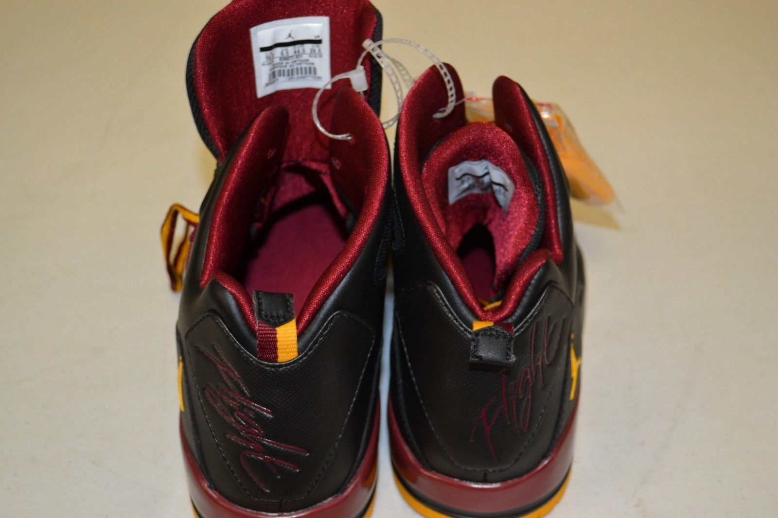 premium selection 0e2bf 0ab8e Nike Air Jordan Flight SC-3 Size Mens sz 10.5 Shoes 629877-031 Maroon