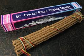 Mt.Everest Ritual Tibetan Incense Stick-Bedllium, Lali Gurans, Jattamasi... - $2.58
