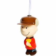 Hallmark™ classic character decoupage ornament Peanuts Charlie Brown  - $12.00