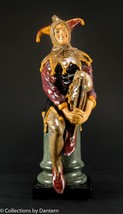 "Royal Doulton Figurine, ""The Jester"", HN 2016 - $124.99"
