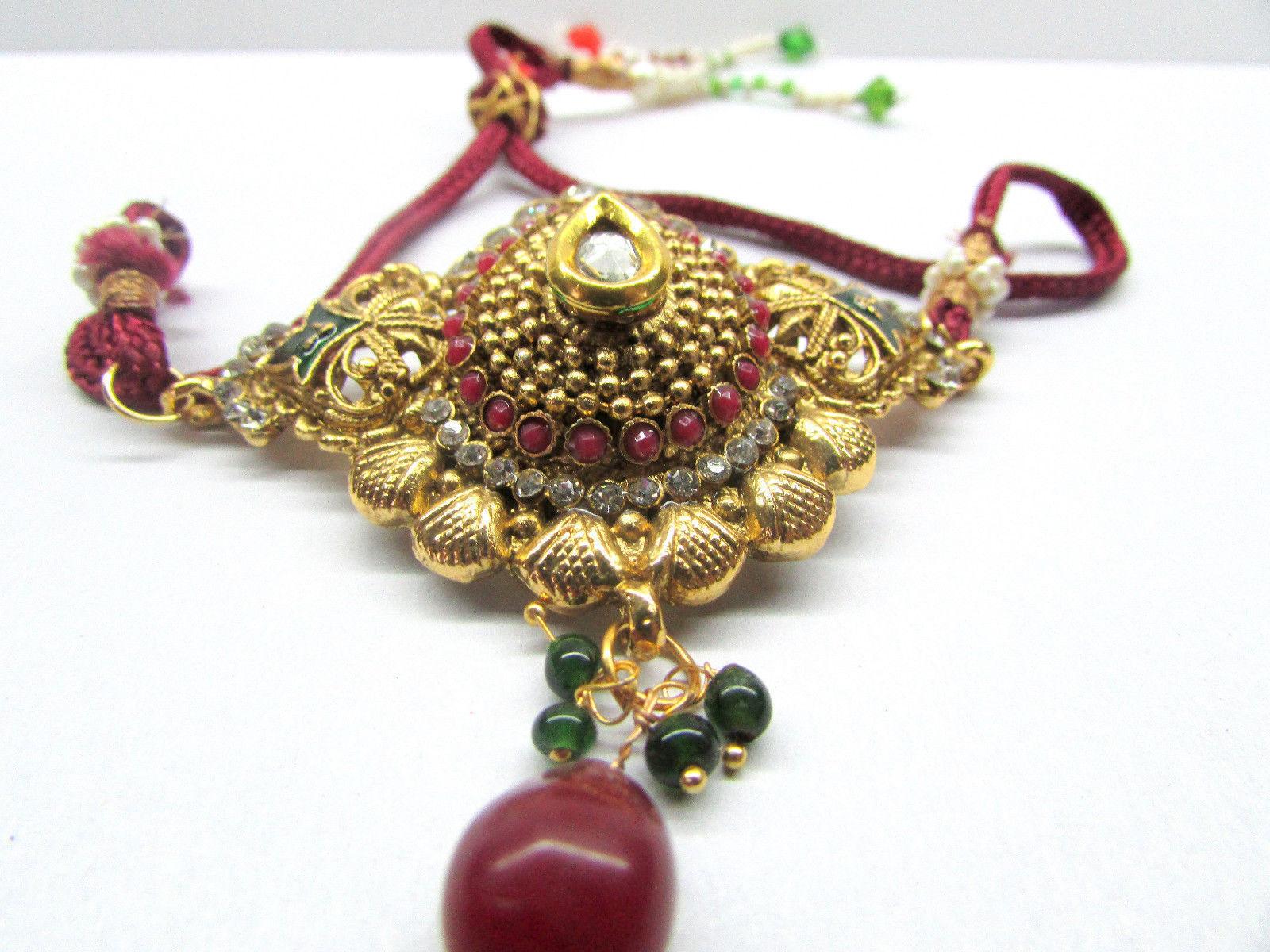 Indian Women Arm Bracelet Party Wear Baju Band Hand Bracelet Fashion Jewellry