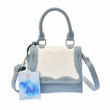 Disney Store Elsa Shoulder Bag 2WAY Bag with Tote Pass Case Frozen 2 - $88.11