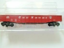 Micro-Trains # 10500541 Great Northern 50' Steel Side Gondola, 15 Panel N-Scale image 1