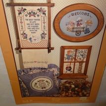 Country Whittenburg Cross Stitch Leaflet 38 Stoney Creek 1987 Children G... - $9.99