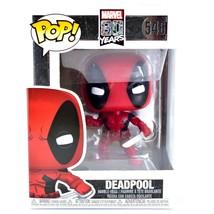 Funko Pop! Marvel 80 Years Deadpool First Appearance #546 Vinyl Bobble-Head image 1