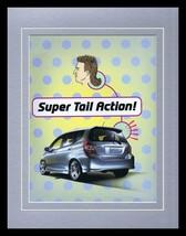 2007 Honda Super Tail Action Mullet Framed 11x14 ORIGINAL Vintage Advert... - $32.36