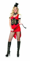 LEG AVENUE SHOWSTOPPER ADULT COSTUME VARIOUS SIZES BRAND NEW - $19.99