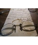 "Antique Patent 1889 ""JOHN OURRIN"" Stevens ,Pince Nez Eyeglasses SOUTHBRI... - $65.00"