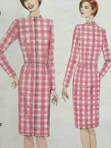 Vogue Sewing Pattern Misses Fitting Shell 1004 Individual Dress Size 10 New - $14.89