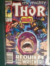 The Mighty Thor Vs. Ulik Comic #431 By Marvel Comics (Requiem For the Wrecker!,  - £2.00 GBP