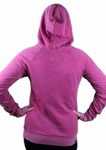 Bench UK Rodriguezz Festival Bleached Pink Hoodie Hooded sweater NWT image 3